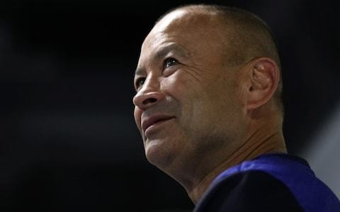 'It's a rollercoaster...you're going to throw up or hang on': Eddie Jones in thrall to the World Cup as he leads England into battle