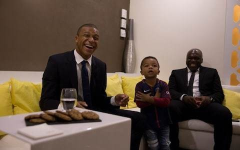 My audience with Kylian Mbappe - the world's most expensive teenager