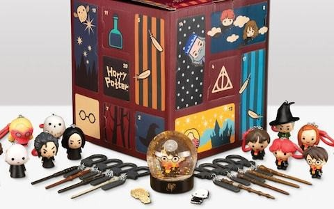Does the world really need 15 Harry Potter advent calendars? We asked the people who made them