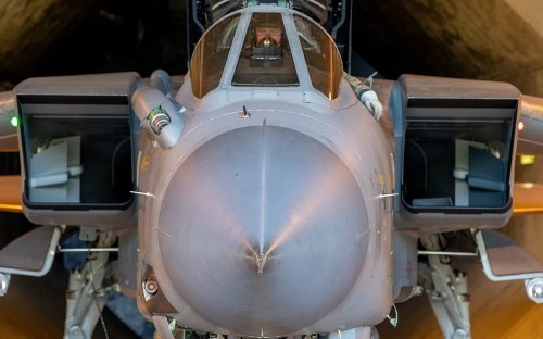 Photo Dispatch: The final flight of the Tornado by Charlotte Graham