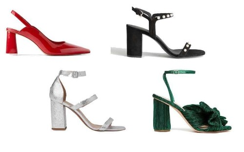 14 block heels for every budget this party season
