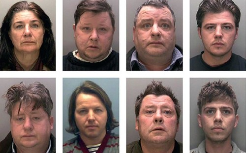 Family convicted of keeping at least 18 victims as slaves for up to 26 years