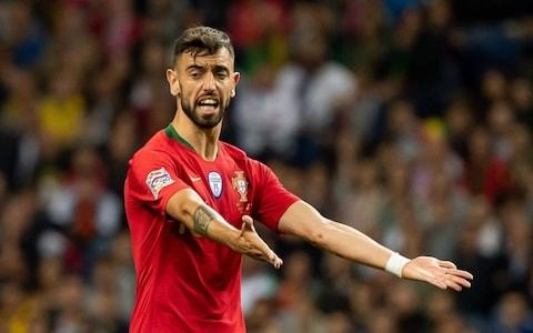 Tottenham hold talks with Bruno Fernandes' agent in move that could force Manchester United's hand