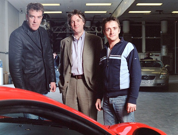 James May rules out returning to Top Gear without Jeremy Clarkson
