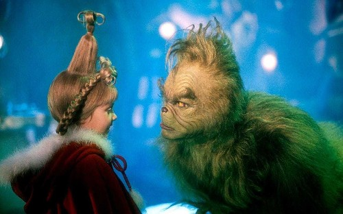 It wasn't the Grinch who stole Christmas, it was the internet