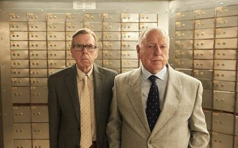 Hatton Garden, episode 1 review: Tense drama but a lack of vim or cockney charm