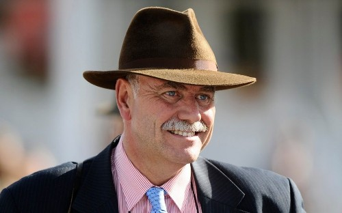 Richard Osgood has run his course in fine style at Newbury