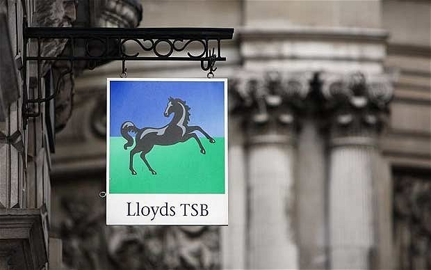 Lloyds fined £28m for 'sell or be demoted' incentive plan