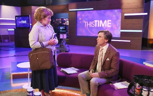 This Time with Alan Partridge, episode 4, review: Could this be vintage Partridge? There's real heart beneath the cringe