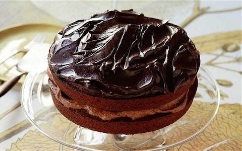 Guinness, brown sugar and chocolate cake recipe