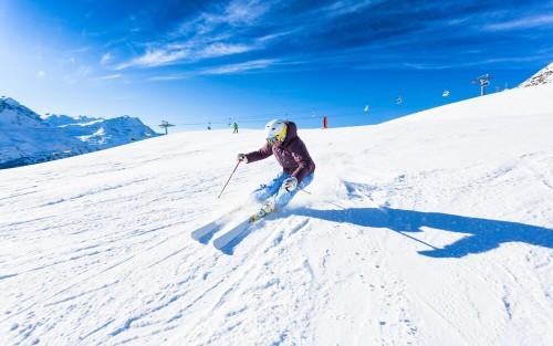 The Glacier Express: where to ski along Switzerland's most scenic rail journey
