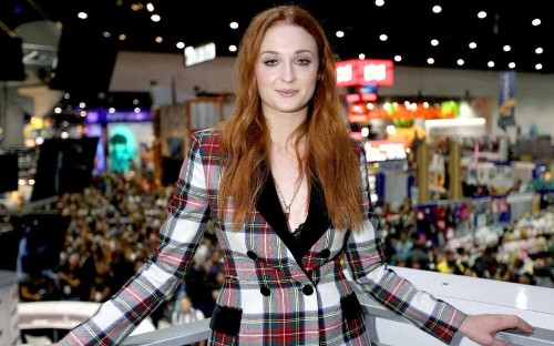 Game of Thrones's Sophie Turner: 'I got a job over a better actress because I had more followers'