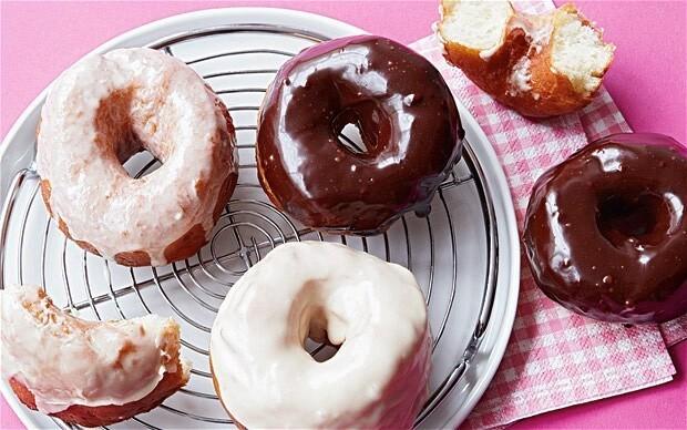 Doughnut recipes to make you whoop