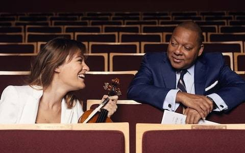 Wynton Marsalis, Violin Concerto review: Nicola Benedetti tackles a taxing part with tenderness and brio