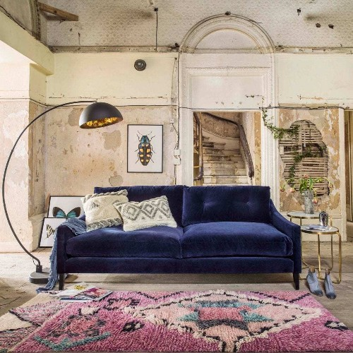 It's time to put the rug (or carpet) back under your feet again