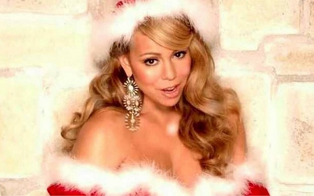 This freaky electronic version of Mariah Carey's 'All I Want For Christmas Is You' will trick your ears