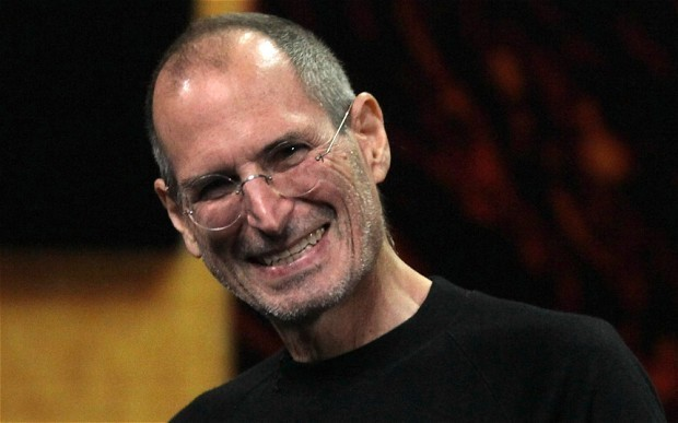 Steve Jobs 'wanted to make tantric love in his garden shed'