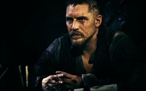 Bookies slash odds on Taboo star Tom Hardy to be the next James Bond