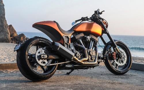Keanu Reeves: how I realised my dream to make bespoke motorcycles