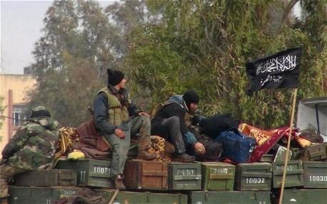 Syria: nearly half rebel fighters are jihadists or hardline Islamists, says IHS Jane's report