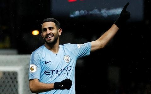 Manchester City's Riyad Mahrez ordered to pay nanny £3,600 in unpaid wages