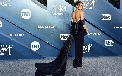 SAG Awards 2020 red carpet: Jennifer Lopez, Margot Robbie and Lupita Nyong'o lead the best-dressed