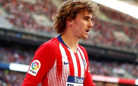 Barcelona to complete £107m signing of Antoine Griezmann after release clause kicks in on July 1