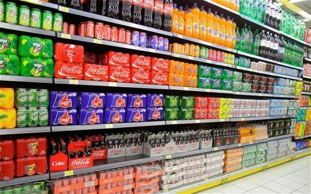 Sugary drinks kill 184,000 a year through diabetes, heart disease and cancer