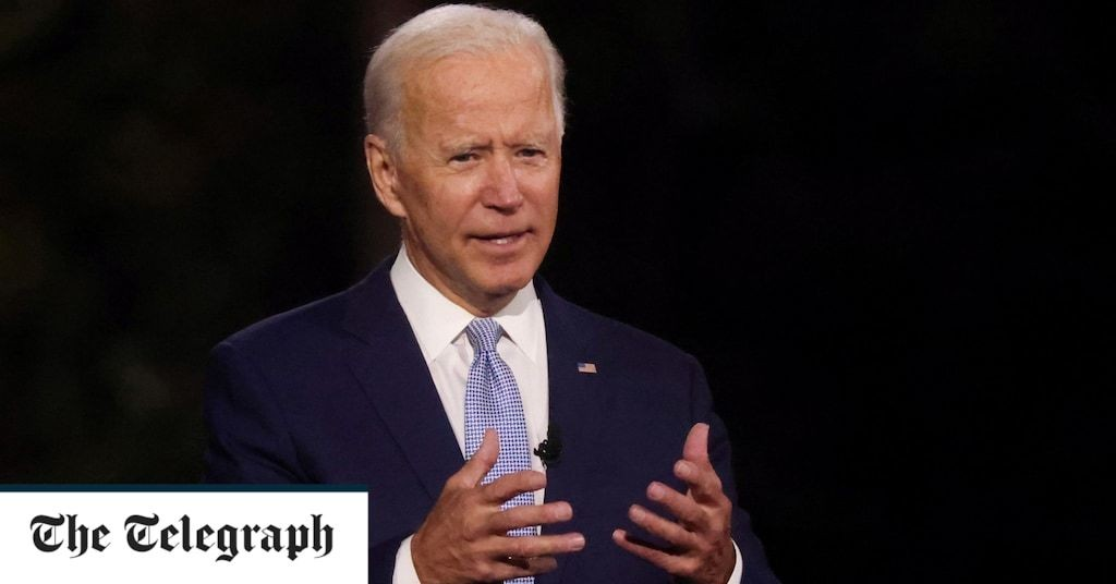 Time for Joe Biden to face facts on Northern Ireland