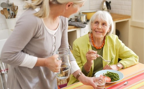 We should look after our parents in their old age – it's the least we can do