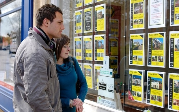 Millions give up on home ownership as house prices soar