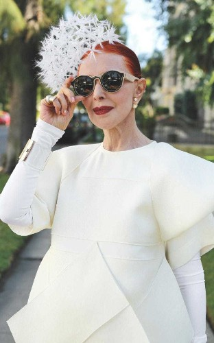 Advanced Style: Meet the women using fashion to defy ageism