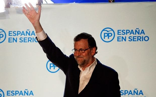 Spain's ruling conservatives win election but lose grip on majority
