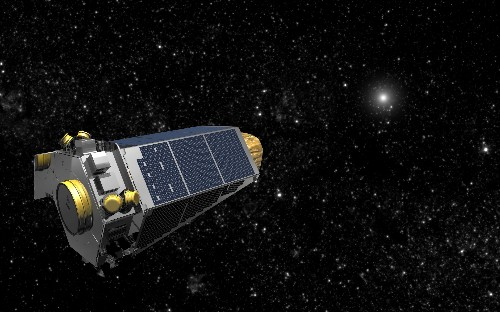 NASA's planet-hunting Kepler spacecraft resuscitated