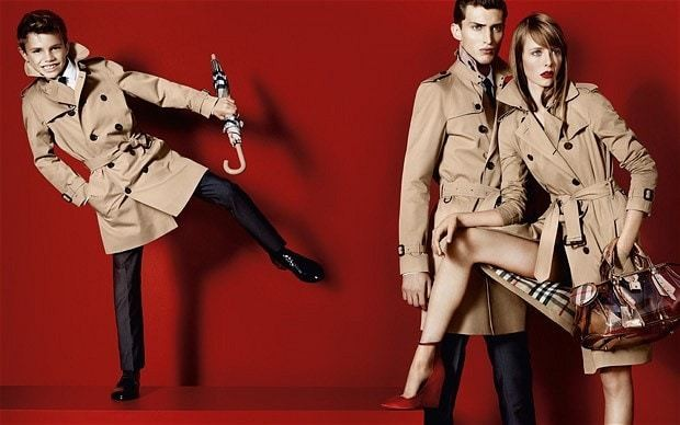 Burberry warns strong pound will hit profits