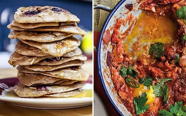 The best sweet and savoury brunch recipes for lazy weekends
