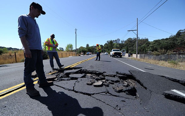 Chance of major earthquake in California higher than thought