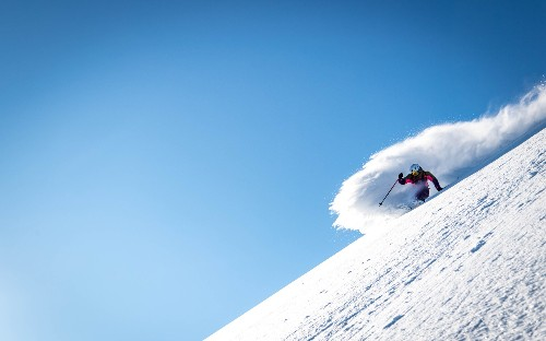 Stunning images from this winter's biggest ski film release