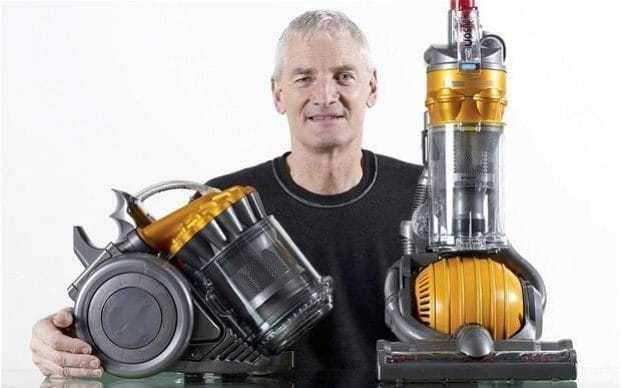 Dyson to invest £1bn into making batteries better