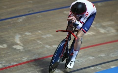 British trade team Huub-Wattbike's future in doubt after UCI's 'brutally destructive' changes to track cycling