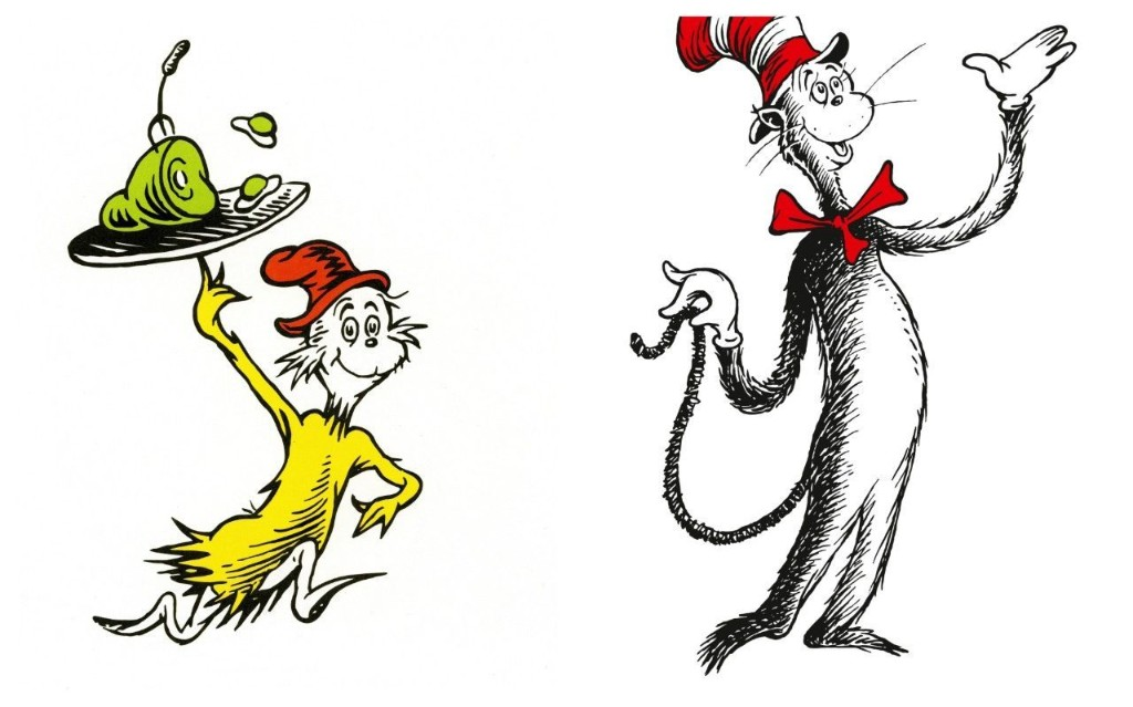 Why Dr Seuss's poem Green Eggs and Ham is a literary masterpiece