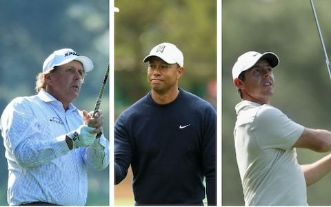 Tiger Woods? Rory McIlroy? Phil Mickelson? Get ready for the most compelling Masters in years