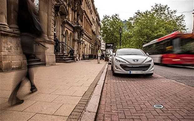Global cities make space for smart parking