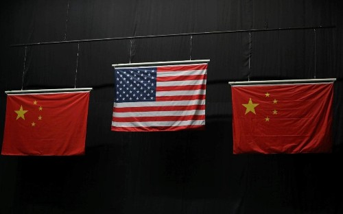 Rio 2016: Chinese fury over 'flawed' flag on display at Olympics
