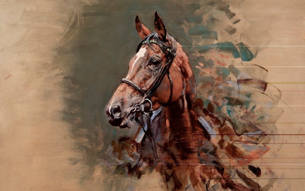 Racing Diary: artist Katie O'Sullivan's brilliant painting of Enable among new exhibition highlights