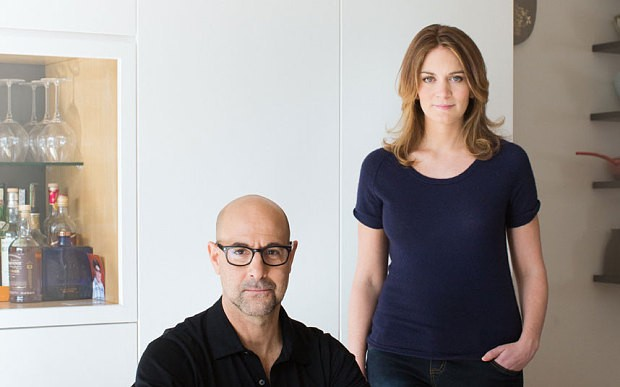 Stanley Tucci: I'd be perfectly happy to just have a kitchen