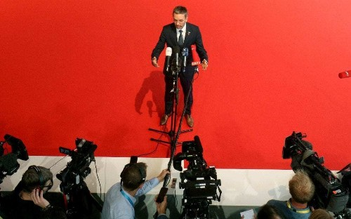 Austria accused of muzzling press after police told to withold information from critics