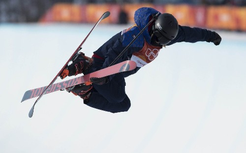 British freestyle skier Rowan Cheshire retires at 24: 'I wasn't willing to risk my life'