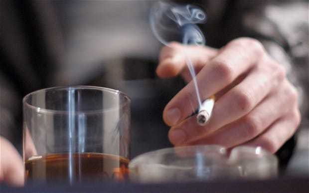 Number of smokers getting NHS help to quit has halved