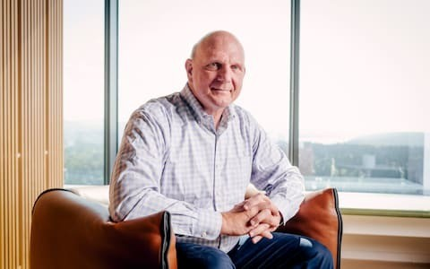 Former Microsoft boss Steve Ballmer: 'I had some issues with Bill Gates. We were over-testosteroned young men'